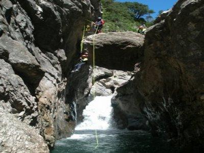 Val d´Echo Activa Barranquismo