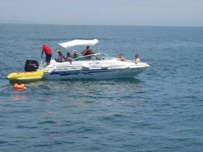 乘船游览Estepona,4小时