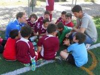 Explicando conceptos de futbol
