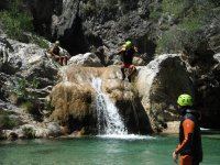 Salto a Cascadas