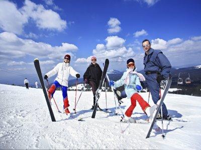 Escuela de Esquí Cota 2500