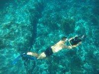 Torpedo snorkel
