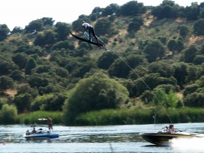 Wakeboarding 10 session voucher in Valdemorillo