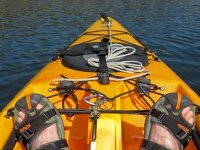 Clases de aprendizaje del kayak
