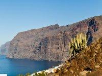生肖海岸洛斯吉冈狄的悬崖绝壁洛斯吉冈狄
