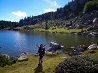 Deporte en el lago