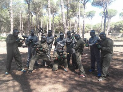 Paintball Cadiz