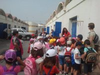 Visitas guiadas para colegios