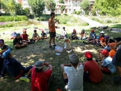 Almar Campamentos de Inglés