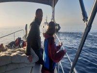 Paseo en barco por la costa de Estepona