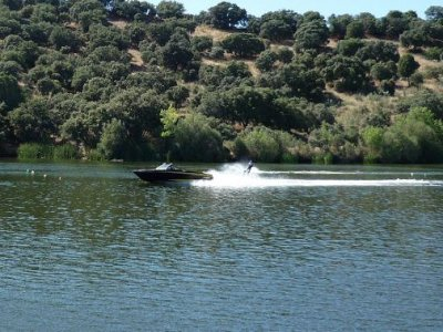 Wakeboarding in Valdemorillo, Madrid Mon-Fri