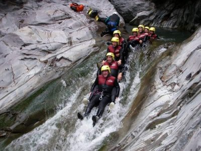 Canyoning weekend in El Jerte