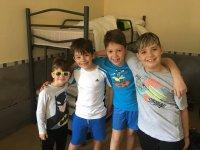 6至12岁儿童的Gymkanas