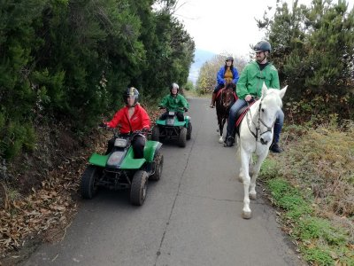 Horse Ride and Quad La Orotava NON-Residents