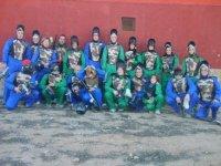 Grupo de paintball
