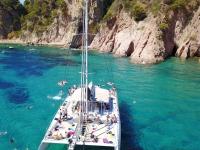 Catamaran de gran capacidad