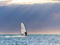 Windsurf in the Murcian Mediterranean