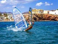 Windsurf course in Murcia