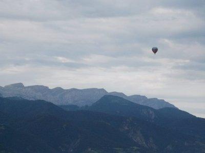 Barcelona Balloon Flights Pirineos