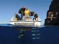 Nuestro barco para inmersiones