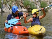 We show you the kayak