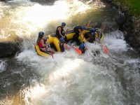 The emotion is guaranteed with rafting