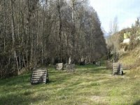 Our paintball field