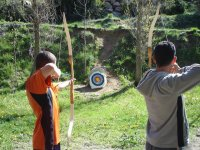 Outdoor archery activity