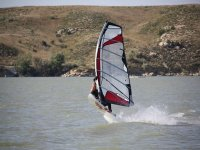 Navegar en windsurf