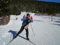 Various skiing modalities