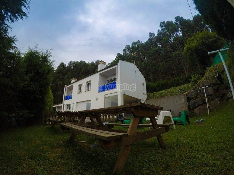 Surf Lodge delle Asturie