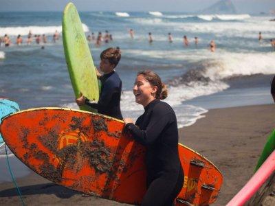 Surfcamp Puente del Pilar 2 giorni a Soto del Barco