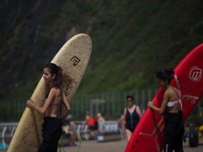 春季冲浪营圣胡安德拉竞技场3天