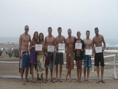 Surfcamp夏季7天+18年+ Mariscada
