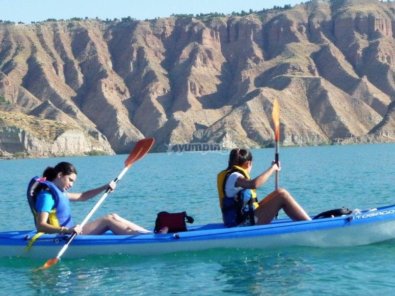 Carcavas 皮划艇