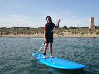 Day of sup in the camp