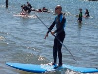 Sup instructor in Marbella