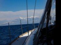 Desde Formentera en barco