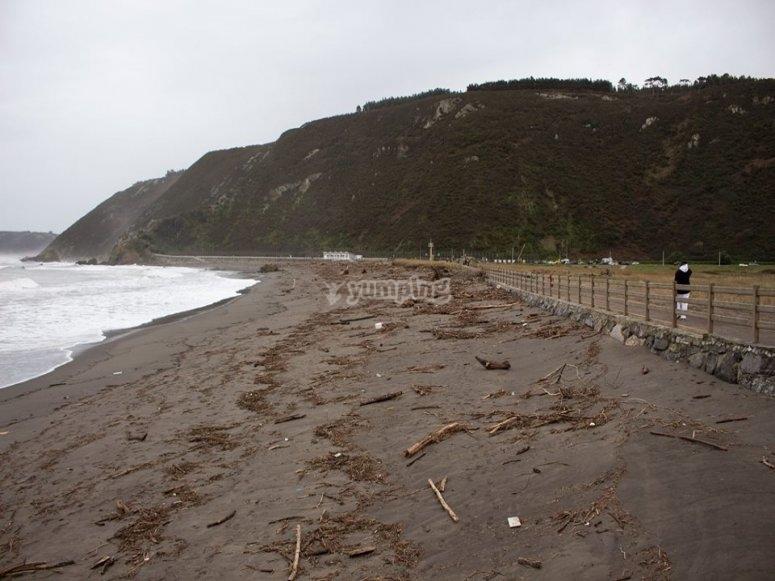 Playa de San Juan de la Arena