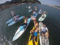 Paddle Surf和BIG SUP San Juan de la Arena团体