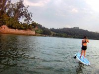 Godendoci il paddle surf