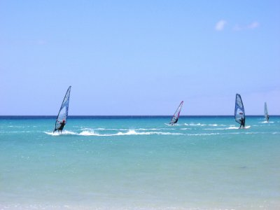 Windsurfing course, Pollensa, 3 hours