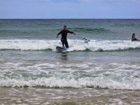 Surfing in Pollensa