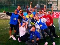 Equipos de futbol burbuja