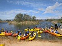 Rental of canoes in Tarragona