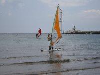Aprender a paracticar windsurf