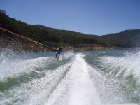 Learn to practice water skiing in Tarragona