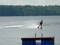 Water skiing for all levels