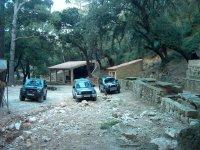 4x4 route in Tarragona