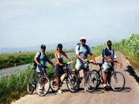自行车Delta del Ebro